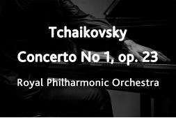 Tchaikovsky : Concerto No 1, op. 23 (Extracts/Extraits)